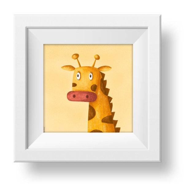 Làmina girafa varelalaf